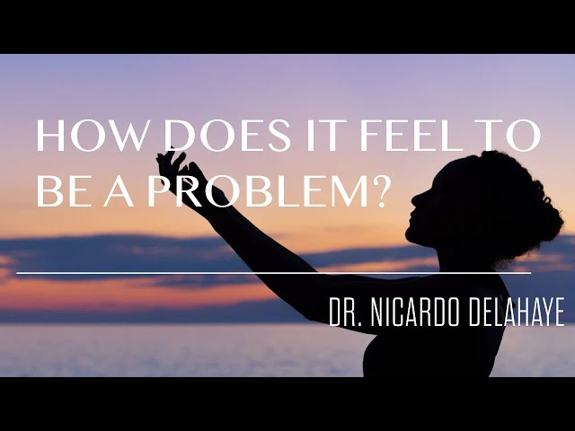 How Does it Feel to be a Problem? - Nicardo Delahaye