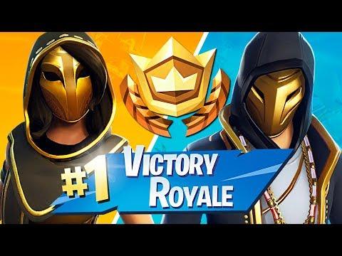 Winning in Duos! // Pro Fortnite Player // 2200 Wins (Fortnite Battle Royale)