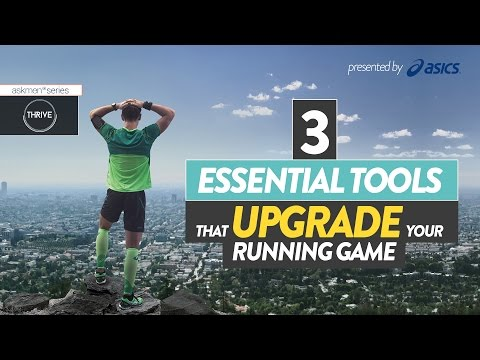 3 Of The Best Running Gadgets And Gear | Thrive