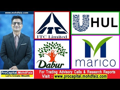 ITC SHARE- HUL SHARE - DABUR SHARE - MARICO SHARE |  Latest Share Market News In Hindi