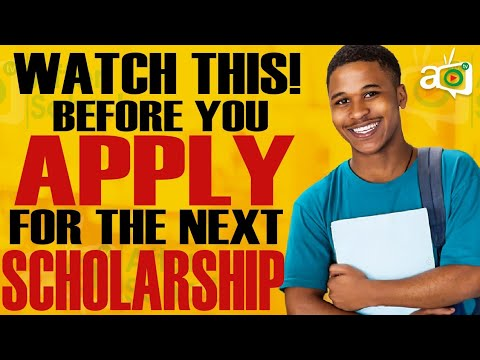 How to Apply for Scholarships like a Pro