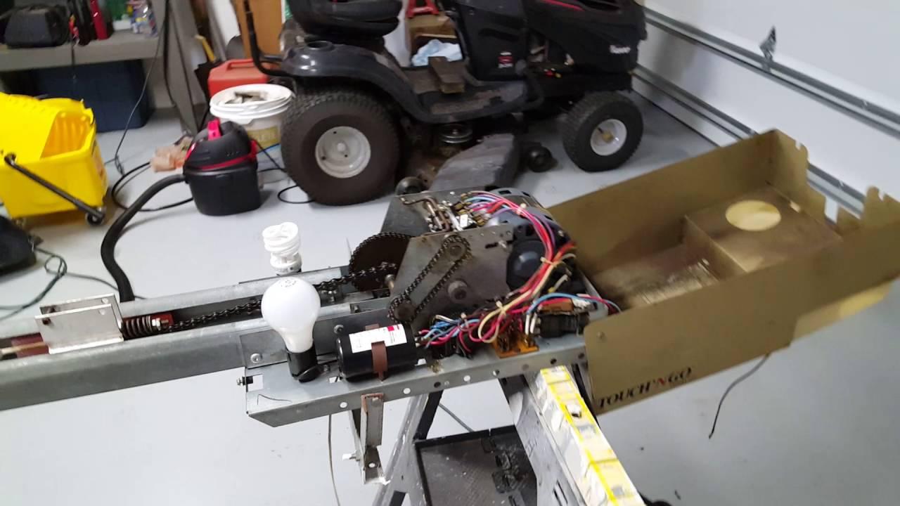 all star garage door opener wiring diagram [ 1280 x 720 Pixel ]