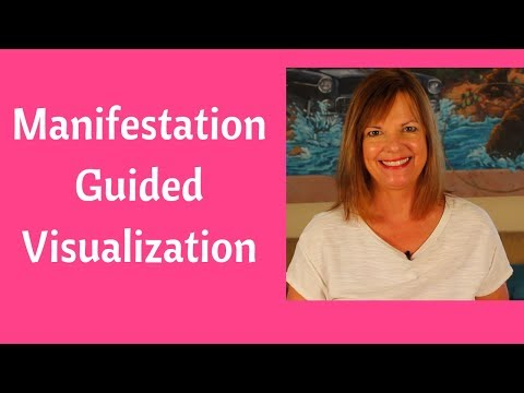 Manifestation Guided Visualization