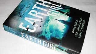 Book Review #1: Earth Girl by Janet Edwards