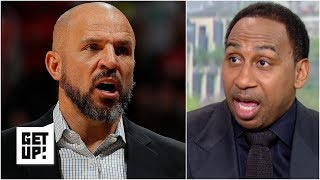 'The optics didn't look good' for Lakers if Kidd was hired as the head coach - Stephen A. | Get Up!