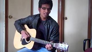 Aahatein(Splitsvilla Theme) Agnee Unplugged Acoustic Guitar Cover With Chords