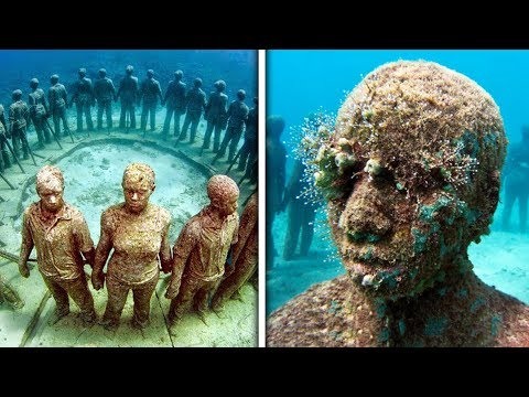 Top 5 Underwater Discoveries YOU WONT BELIEVE EXIST!