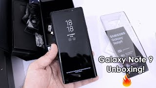 samsung galaxy note 9 deepsea blue