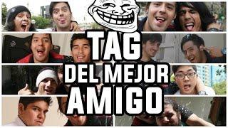 EPIC! TAG DEL MEJOR AMIGO feat Youtubers !! │ @brunoacme