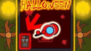 Surviv.io - New Halloween Update: The Secret Message (Secret Bunker)