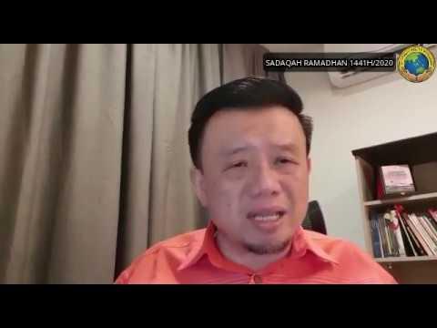 SEDEKAH RAMADHAN AL-I'TISAM 2020/1441H : PROFESSOR DR. TAUFIQ YAP YUN HIN