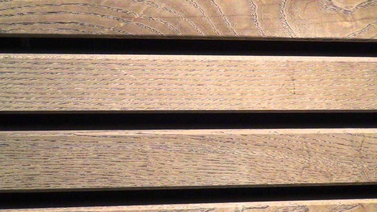 Carpentier hardwood solutions op gevel2012 thermisch gemodificeerd