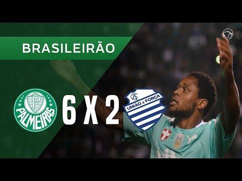 PALMEIRAS 6 X 2 CSA - GOLS - 26/09 - CAMPEONATO BRASILEIRO 2019