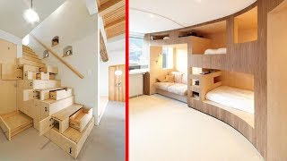 Creative Space Saving Furniture Ideas Homes and Small Apartments