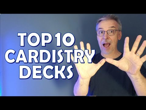 Top 10 Decks for Cardistry  -  Best Playing Cards
