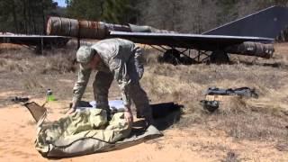 GATR 1.2M Parachute Jump