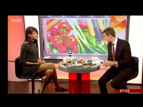 The Vegan Society, BBC Breakfast, 7 September 2018