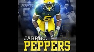 jabrill the real peppers 2015 highlights