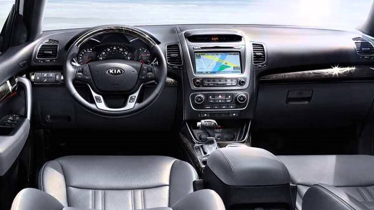 Kia sportage 2017 interior specification price and for Interior kia sportage