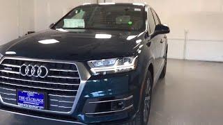 2018 Audi Q7 Lake forest, Highland Park, Chicago, Morton Grove, Northbrook, IL A181793