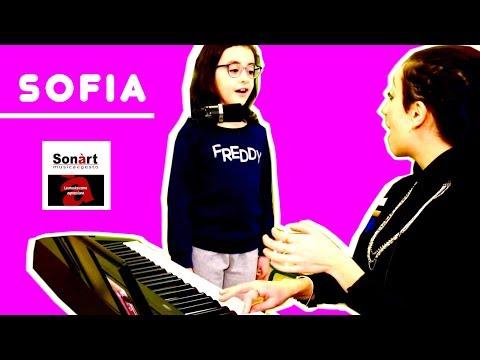 Lezione di Canto - Sofia Del Baldo - scuola di musica Sonàrt