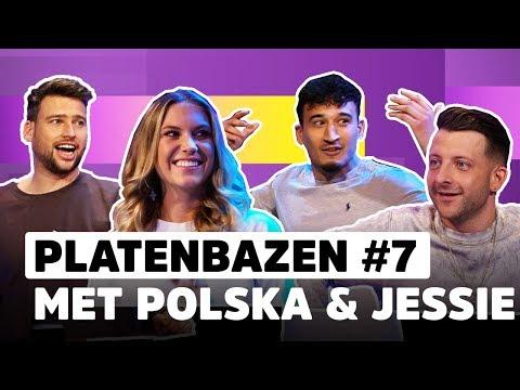 JESSIE JAZZ En MR. POLSKA Doen Een Bizarre UITHAAL! | PLATENBAZEN #7
