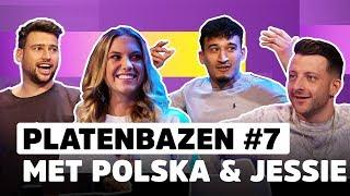 JESSIE JAZZ en MR. POLSKA doen een bizarre UITHAAL!   PLATENBAZEN #7