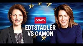 Fellner! Live: EU-Duell Gamon vs. Edtstadler