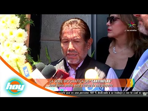 Juan Osorio producirá bio serie de Cantinflas | Hoy