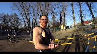 Базовые упражнения - Техника для начинающих от Димона(Сегодня мы решили записать короткое видео в гидропарке про базовые упражнения . Сейчас весна , и очень много..., 2015-04-09T20:16:51.000Z)
