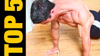 5 Best Home Workout Tips (APPLY TO ALL HOME WORKOUTS!)