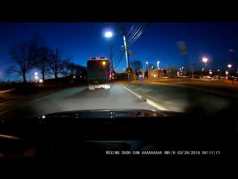 Rexing Car Dash Cam - Low Light