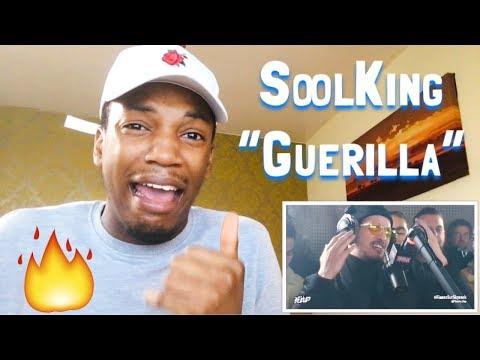 """Reaction to Soolking """"Guérilla"""" #PlanèteRap"""