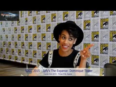 SDCC 2015 - The Expanse: Dominique Tipper