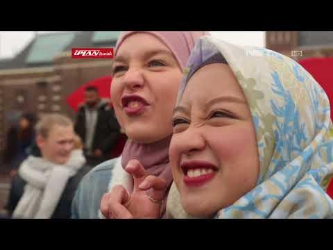 MUSLIM TRAVELERS 2018 - Amsterdam, Belanda