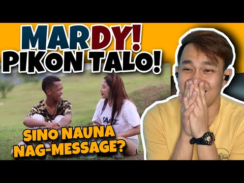 MARDY - SINO ANG MAS PIKON SA DALAWA? | SY TALENT ENTERTAINMENT | REACTION