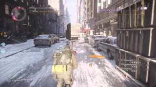 The Division Trolling