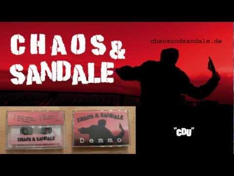 Chaos & Sandale - CDU