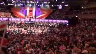 "[HD] LAST NIGHT OF THE PROMS 2014 ""Land Of Hope And Glory"""