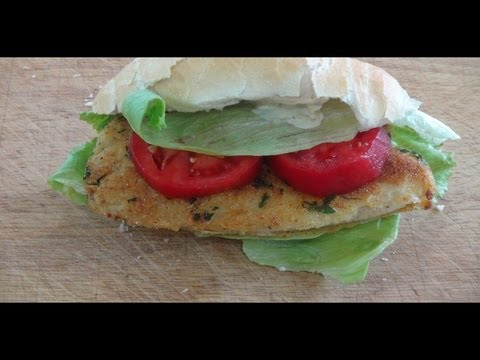 How To Make A Fried Fish Sandwich