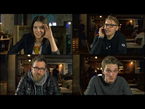 Speed Dating from YouTube · Duration:  1 minutes 6 seconds