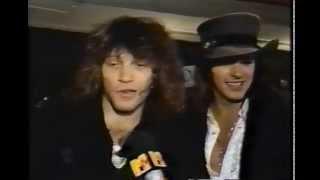 Bon Jovi - Concert Footage (New Jersey 1989)