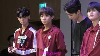 180610 Wanna One Undivided Fansign - Jihoon Focus