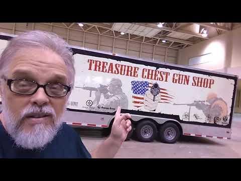 Treasure Chest Gun Shop. McPherson Kansas.