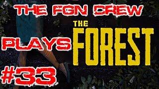 The FGN Crew Plays: The Forest #33 - The Katana Sacrifice (PC)