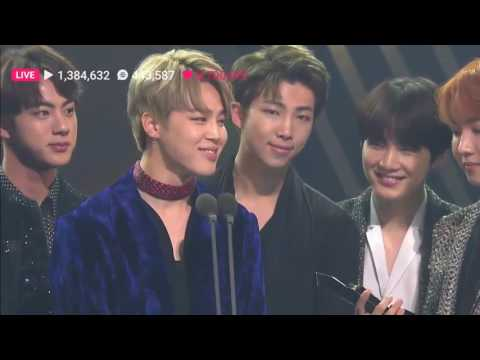 www bagishared com 161116  BTS Wins Best Icon Award  Asia Artist Awards AAA 2016