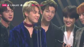 Video www bagishared com 161116  BTS Wins Best Icon Award  Asia Artist Awards AAA 2016 download MP3, 3GP, MP4, WEBM, AVI, FLV Agustus 2018