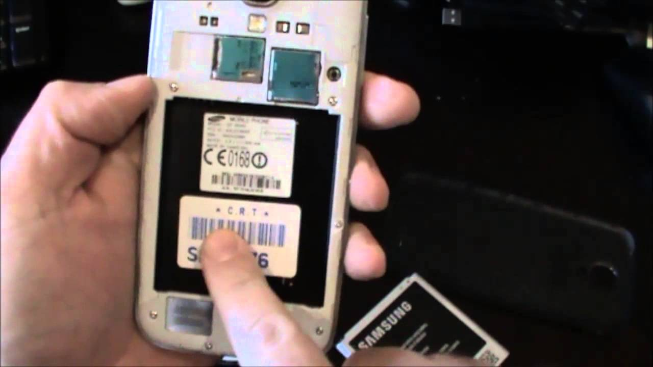 d5b04862b TheTechieGuy: Fake Samsung Galaxy S4 - YouTube