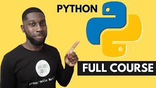 Python Full Course 🐍