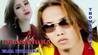 Thomas arya &  Elsa Pitaloka - Prasangka (Lyrics)
